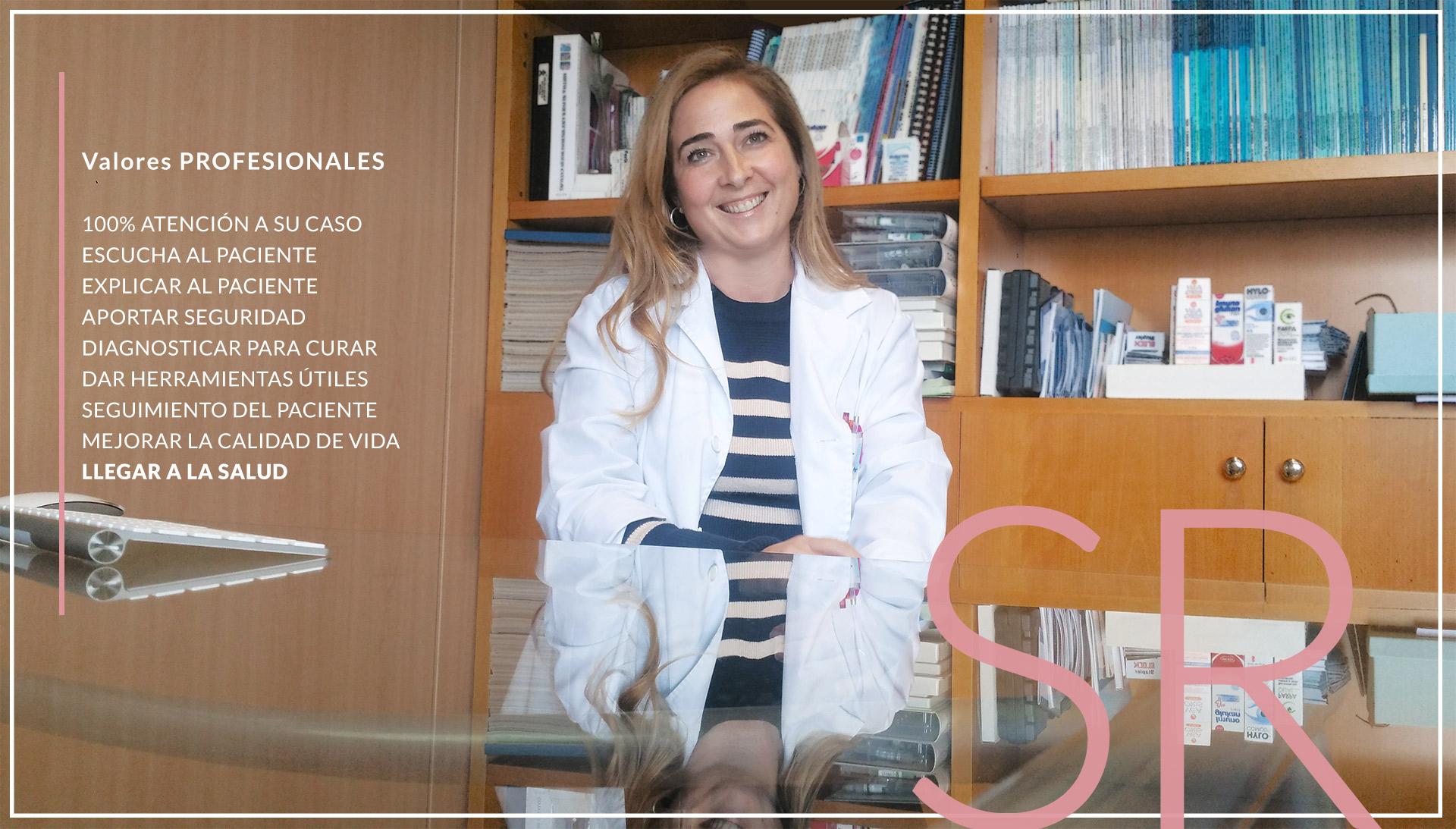 Doctora Susana Ranea Arroyo | Alergóloga