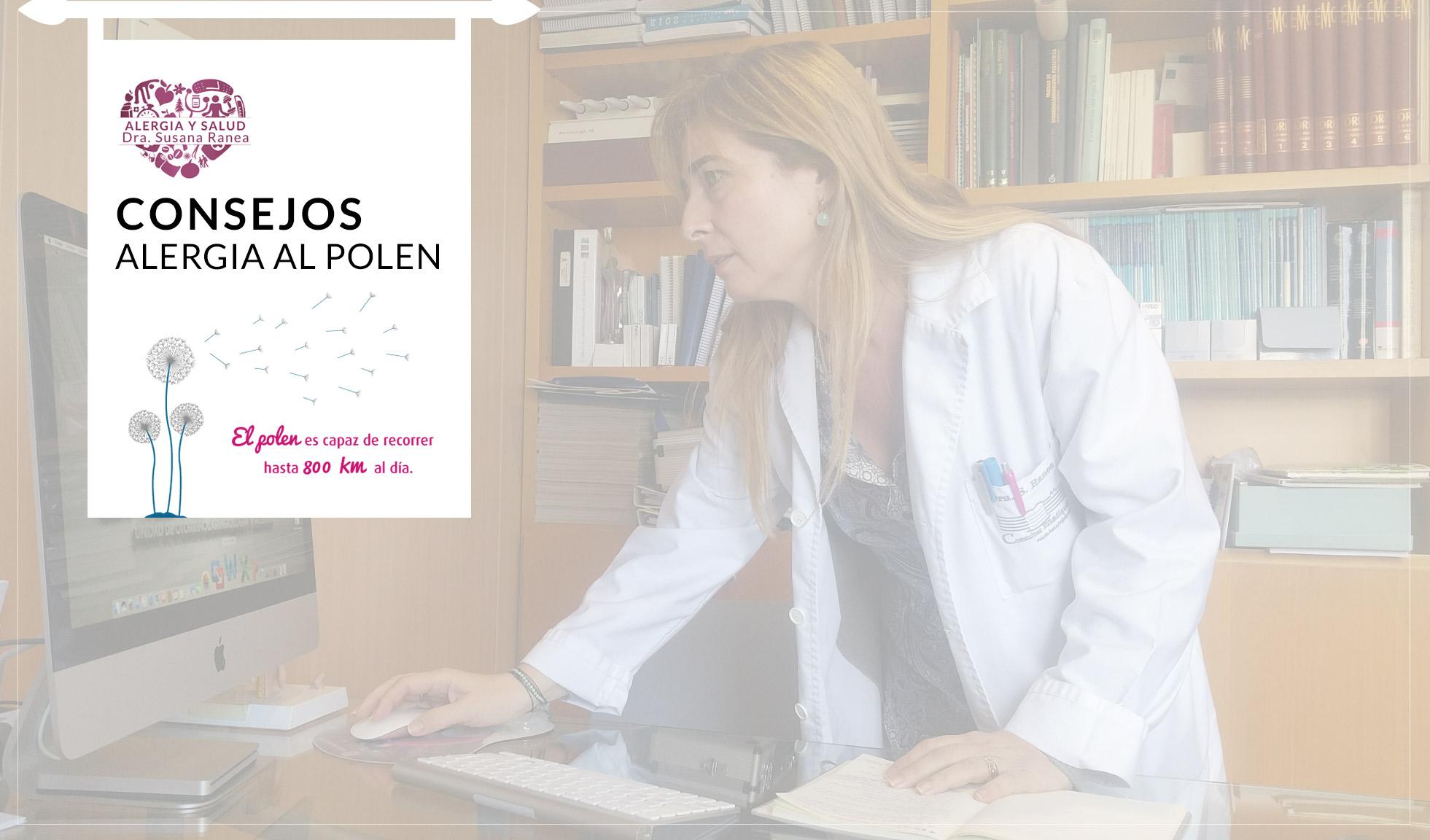 Alergia al pólen | Consejos
